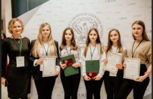6 kwietnia 2019 – Mamy laureatów!