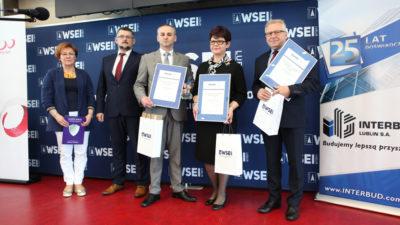 24 maja 2019 – Nasza szkoła w gronie wyróżnionych szkół województwa lubelskiego