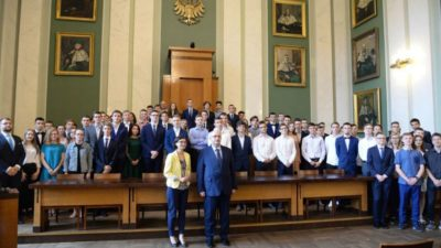 18 lipca 2019 – Młodzi matematycy z indeksami AGH