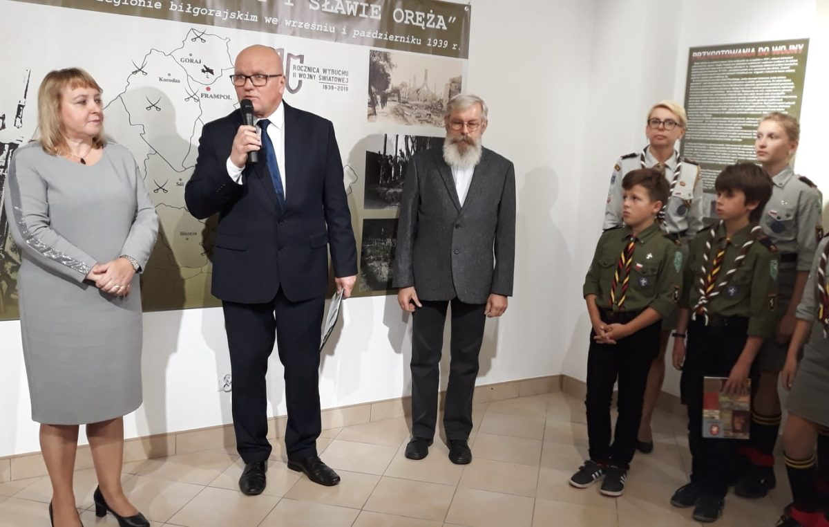 24 września 2019 – Uroczyste otwarcie wystawy