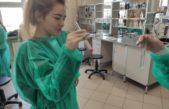 24 października 2019 – Zajęcia laboratoryjne z chemii