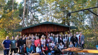 27 października 2019 – 24. wizyta niemieckiej młodzieży z Crailsheim