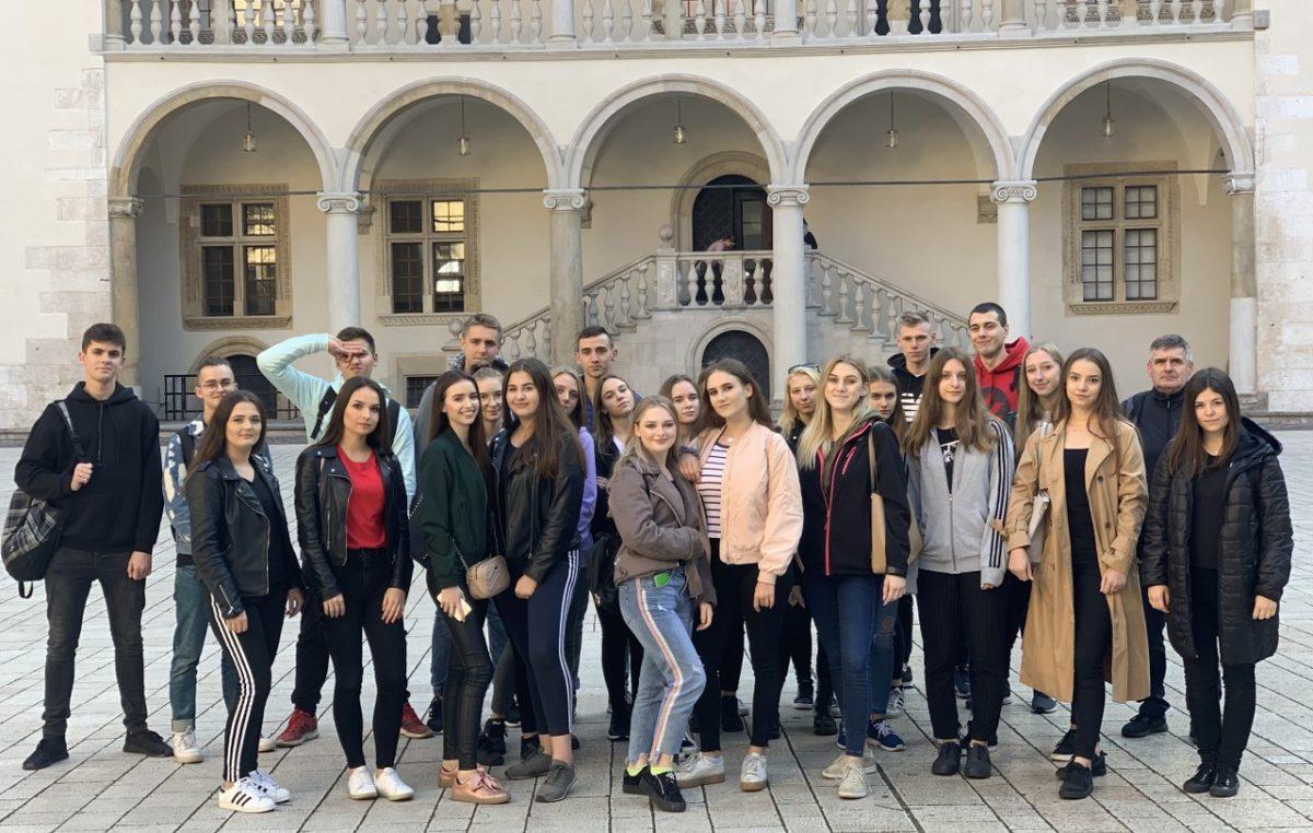 10 listopada 2019 – Wycieczka i pielgrzymka uczniów klas III D i III i