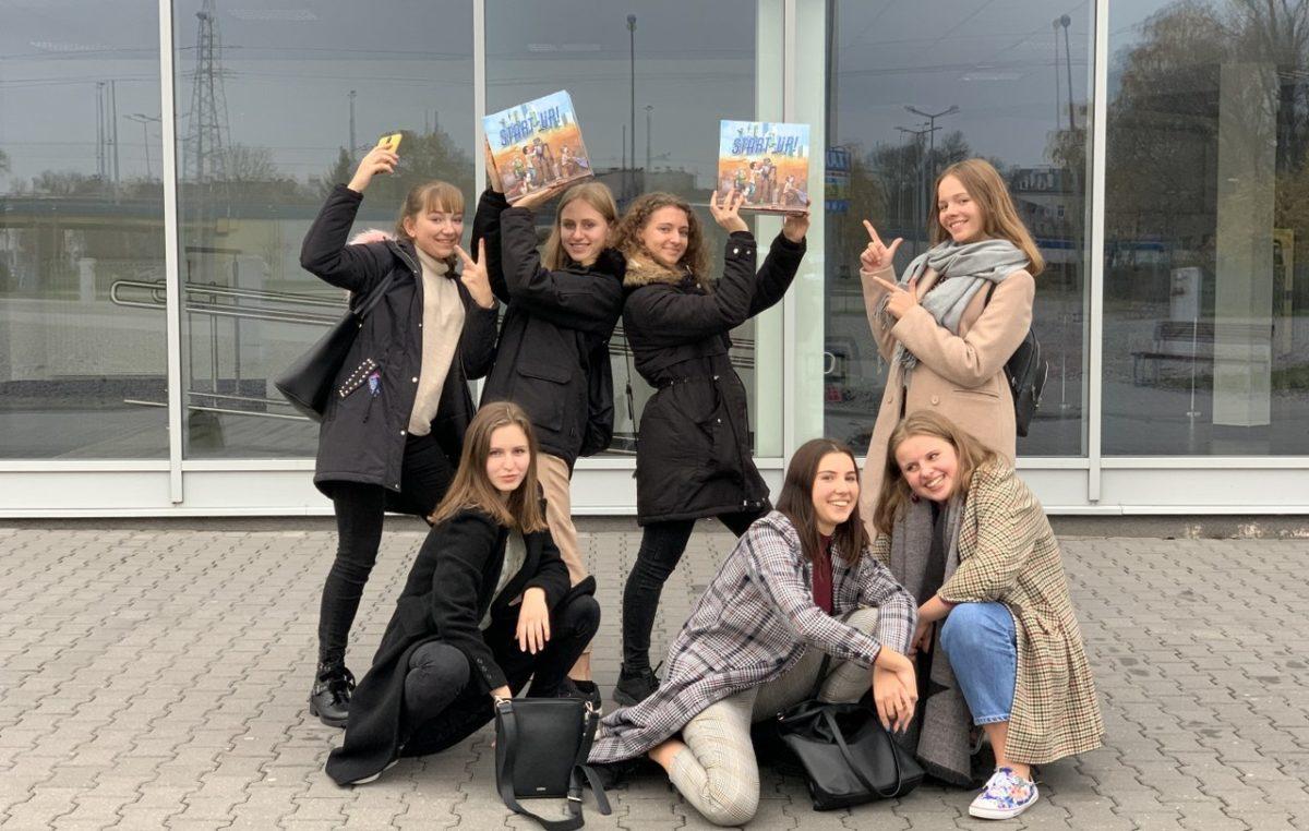 """19 listopada 2019 – Turniej gry planszowej """"Czas na start-up!"""""""