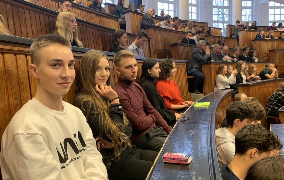 22 listopada 2019 – Seminarium przed Olimpiadą Przedsiębiorczości