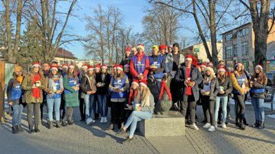 6 grudnia 2019 – Mikołajkowa zbiórka pieniędzy