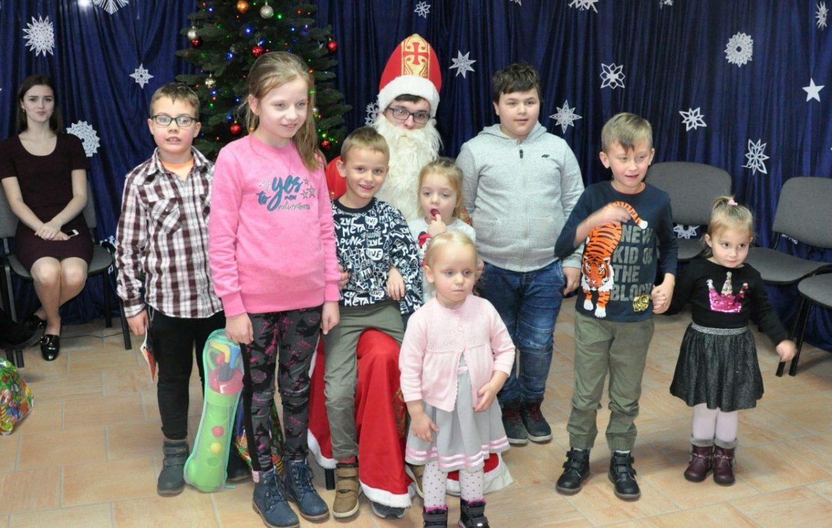 20 grudnia 2019 – To już 20. spotkanie wigilijne dla dzieci z Wioski Dziecięcej