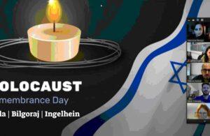 1 lutego 2021 – Międzynarodowy Dzień Pamięci o Ofiarach Holokaustu