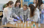 31 maja 2021 – Warsztaty chemiczne w naszej szkole