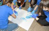 31 maja 2021 – Akcja #challengeniebieskiemotyle2021 w naszej szkole