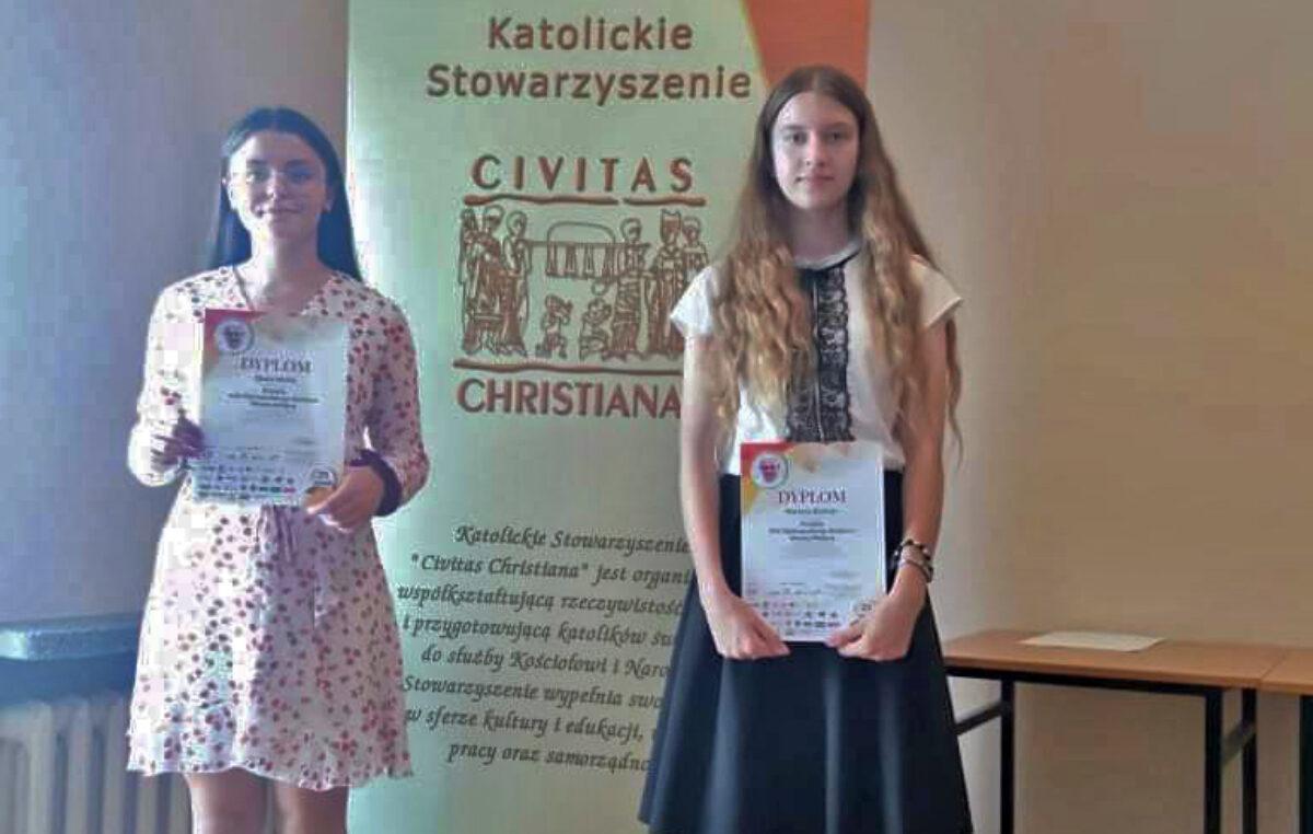 25 czerwca 2021 – Finaliści XXV Ogólnopolskiego Konkursu Wiedzy Biblijnej