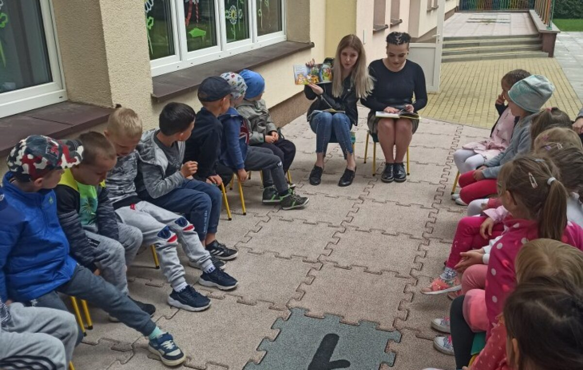 3 czerwca 2021 – XX Ogólnopolski Tydzień Czytania Dzieciom