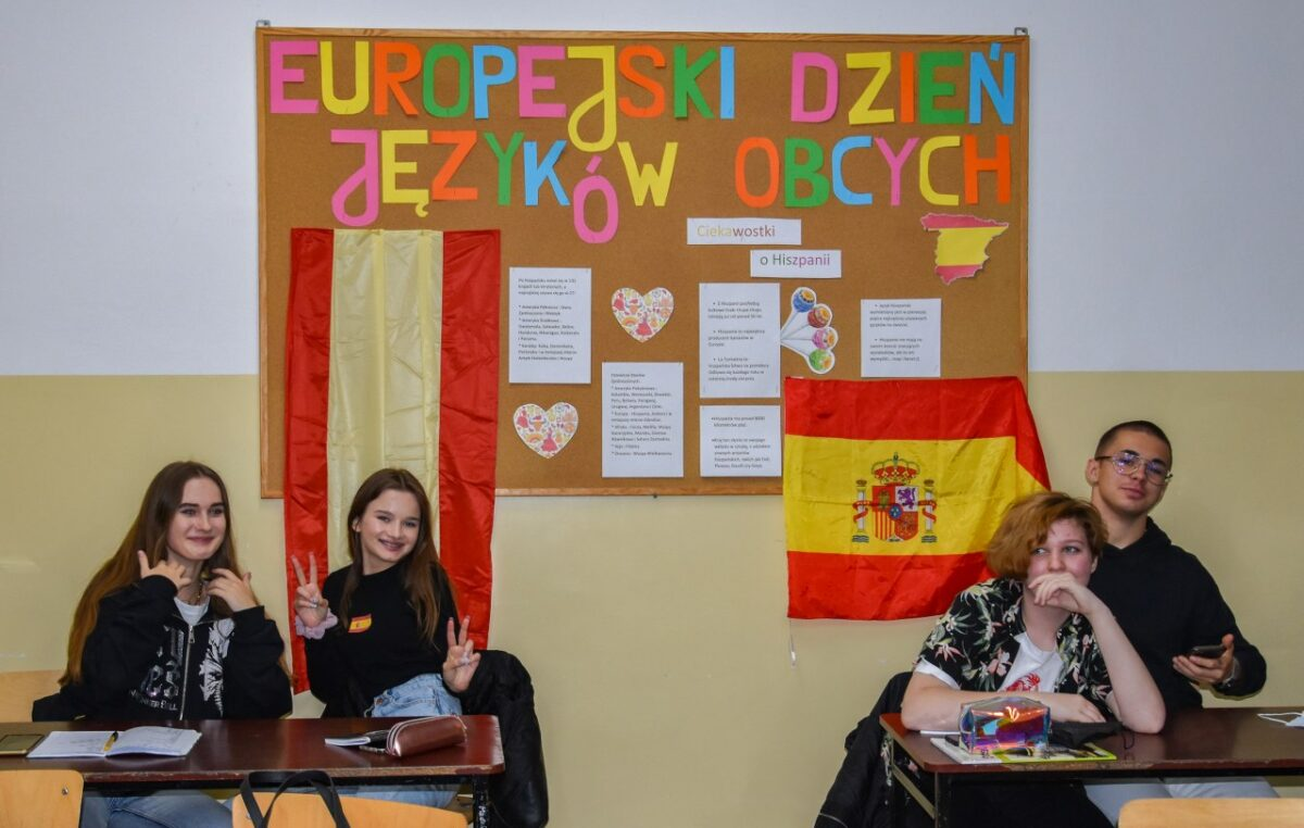 29 września 2021 – Europejski Dzień Języków